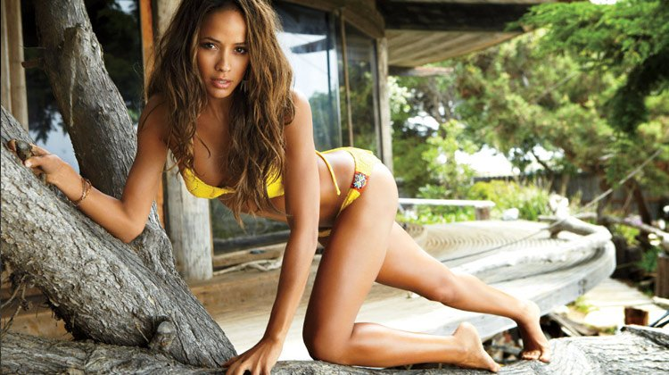 Ravishing Dominican actress Dania Ramirez