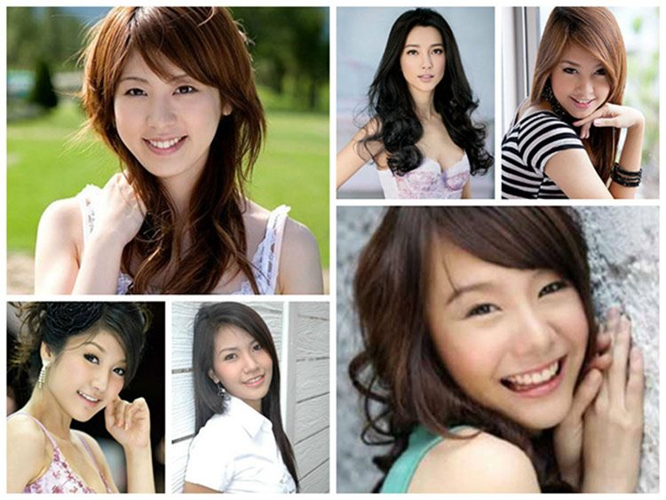 Beautiful and attractive Thai singles