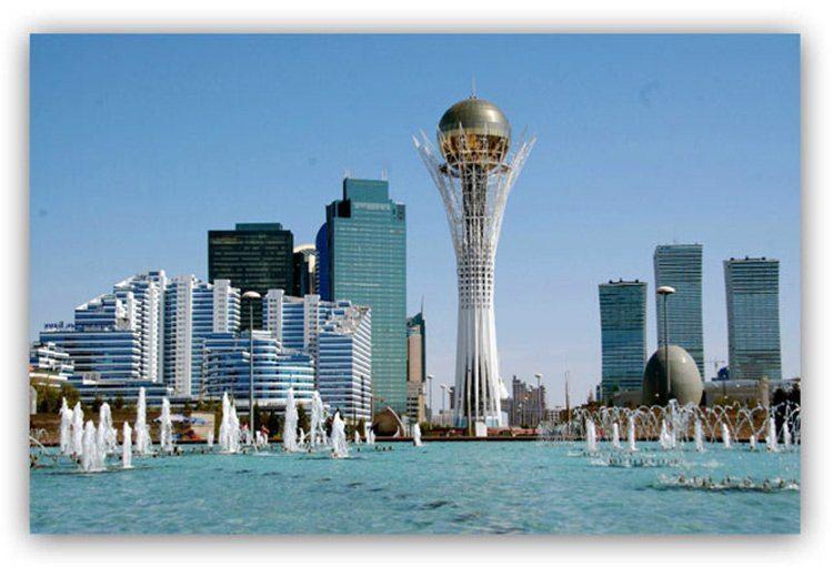 beautiful Kazakhstan place to travel