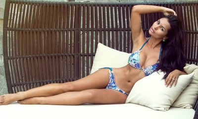 Cute Costa Rican bikini babe