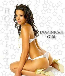 hot dominican girl