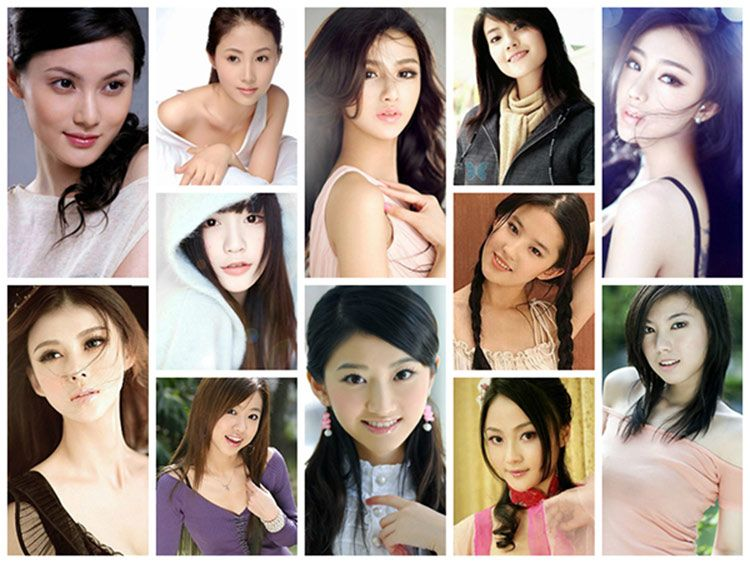 Nubile Chinese singles