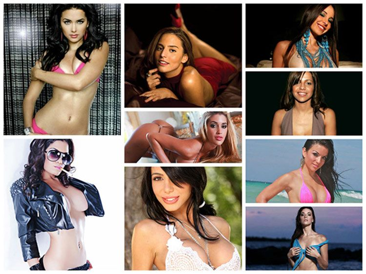 Sexiest single Cuban women