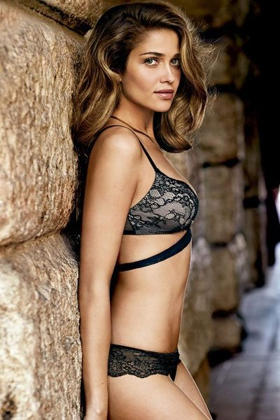 Ana Beatriz Barros Brazilian model