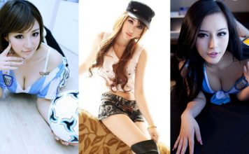 delectable Chinese beauties