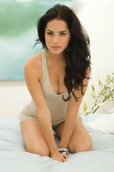 good looking Danna Garcia