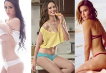 luscious Filipina celebrities