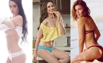 luscious Filipina celebrities