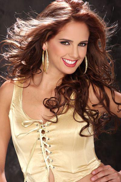 very sunny and beautiful Daniela Ramos