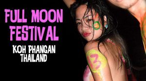 Full Moon Party – Party Your Brains Out On a Thai Island Paradise