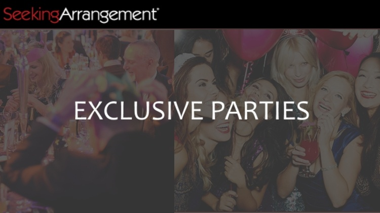 seeking arrangement party