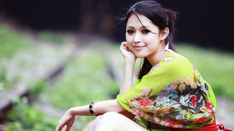 Chinese cutie photograph