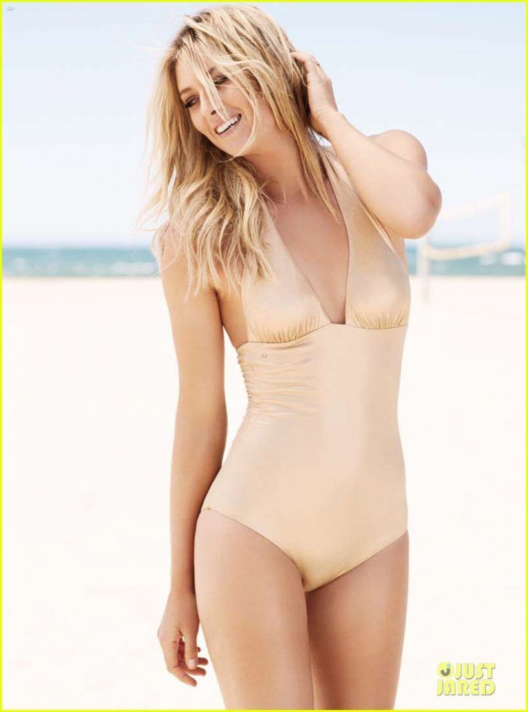 Maria Sharapova in sexy bikini