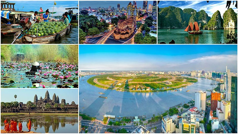 places you can visit around Vietnam