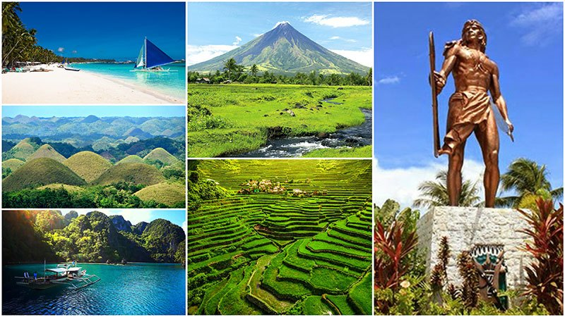 Travel to Philippines and see these beauties!