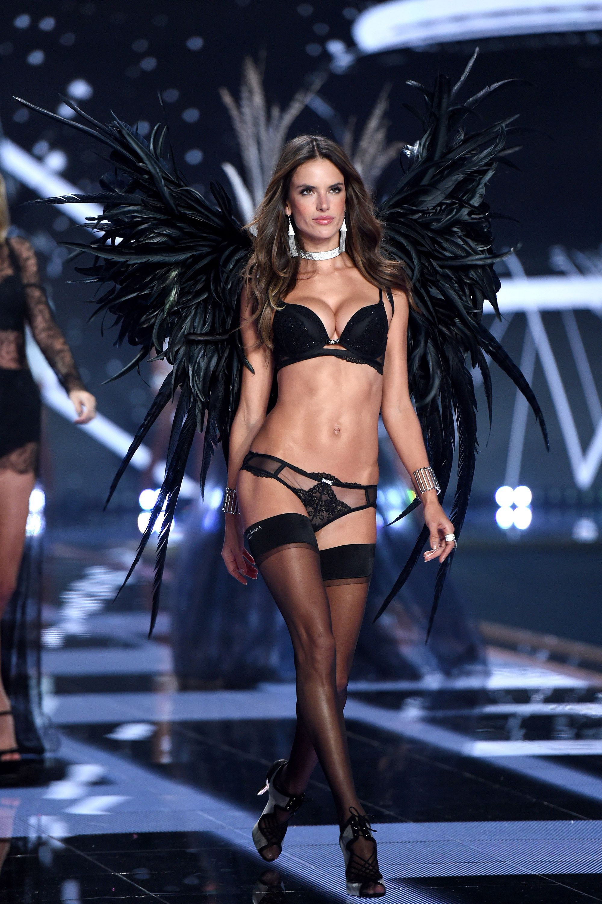 Alessandra Ambrosio at Victoria's Secret fashion show