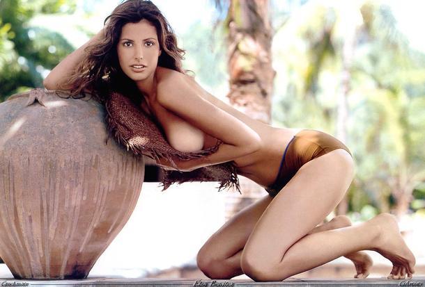 Elsa Benitez topless