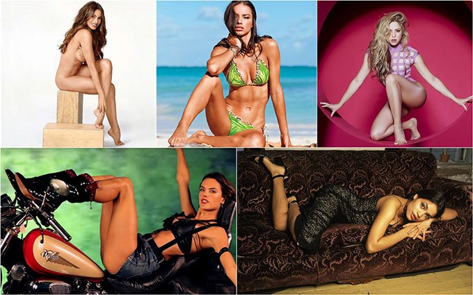 hottest Latin women