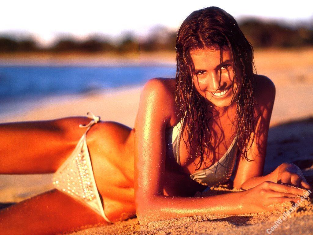 Luján Fernández Argentine model