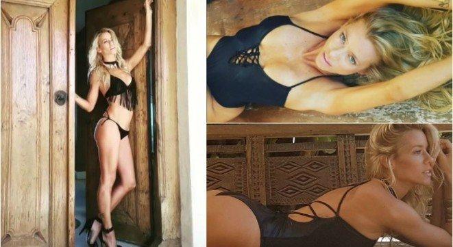 Nicole Neumann collage