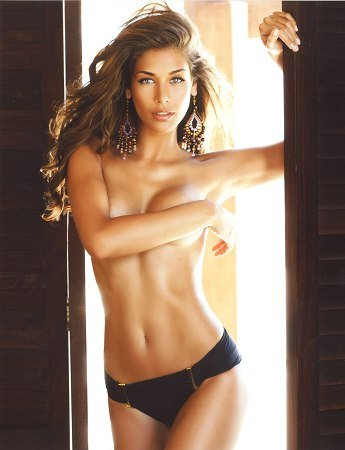Dayana Mendoza topless