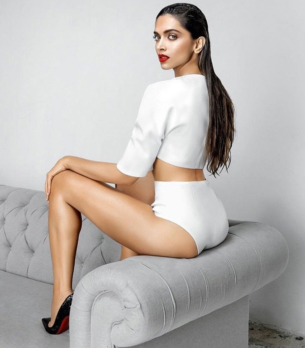Deepika Padukone sexy look