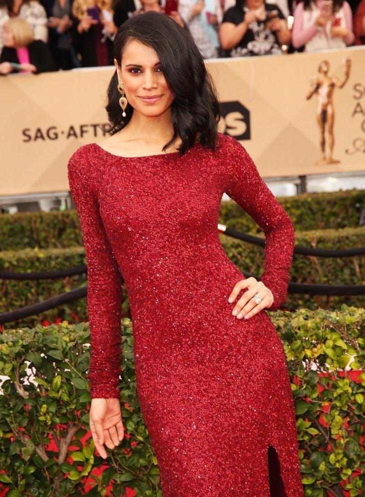 Neha Kapur classy red dress
