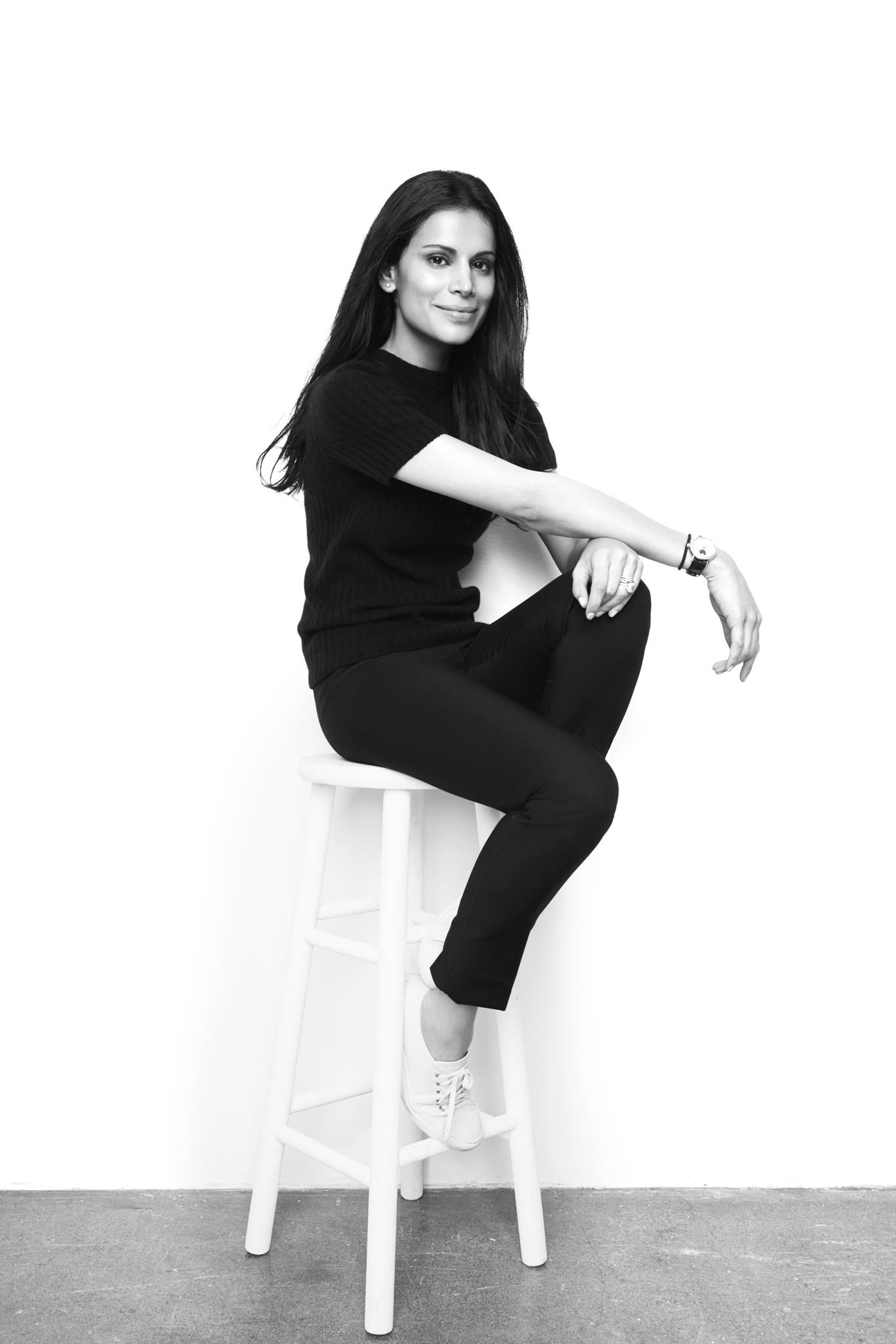 Neha Kapur former model