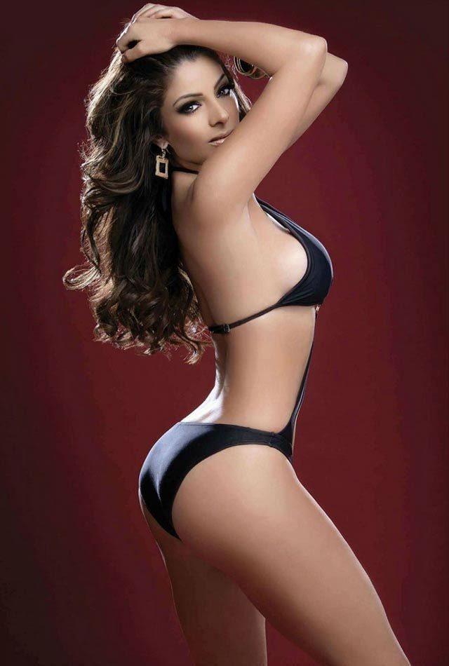 Pilar Montenegro body