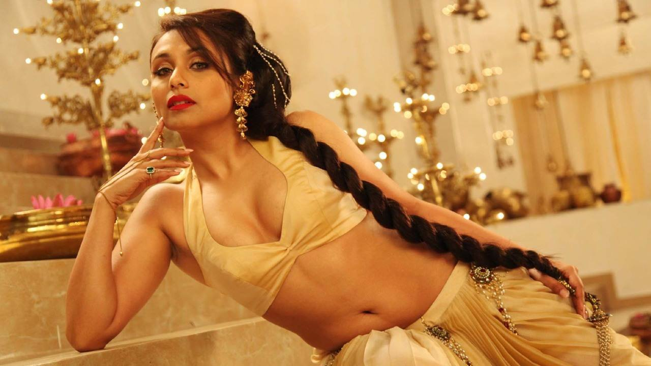 Rani Mukherjee cute
