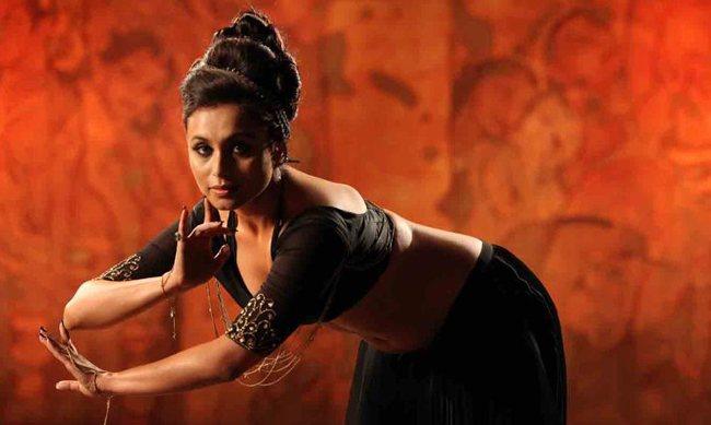 Rani Mukherjee dance
