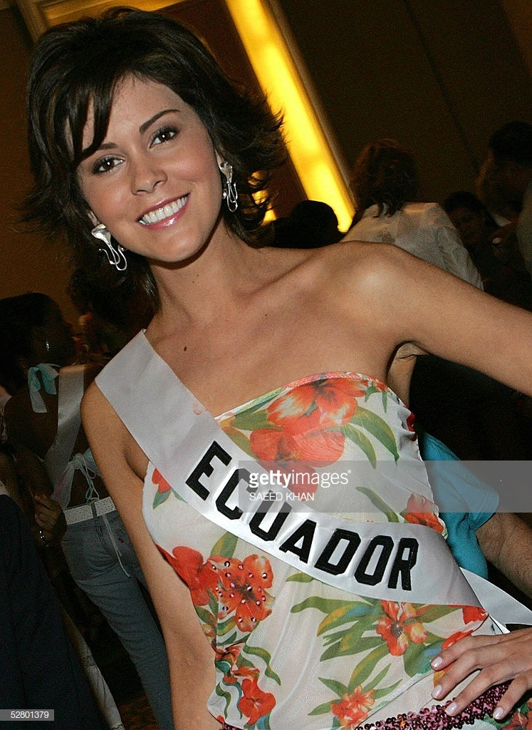 Ximena Zamora getty image