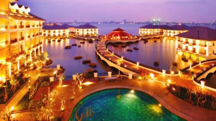 nice Vietnam hotel
