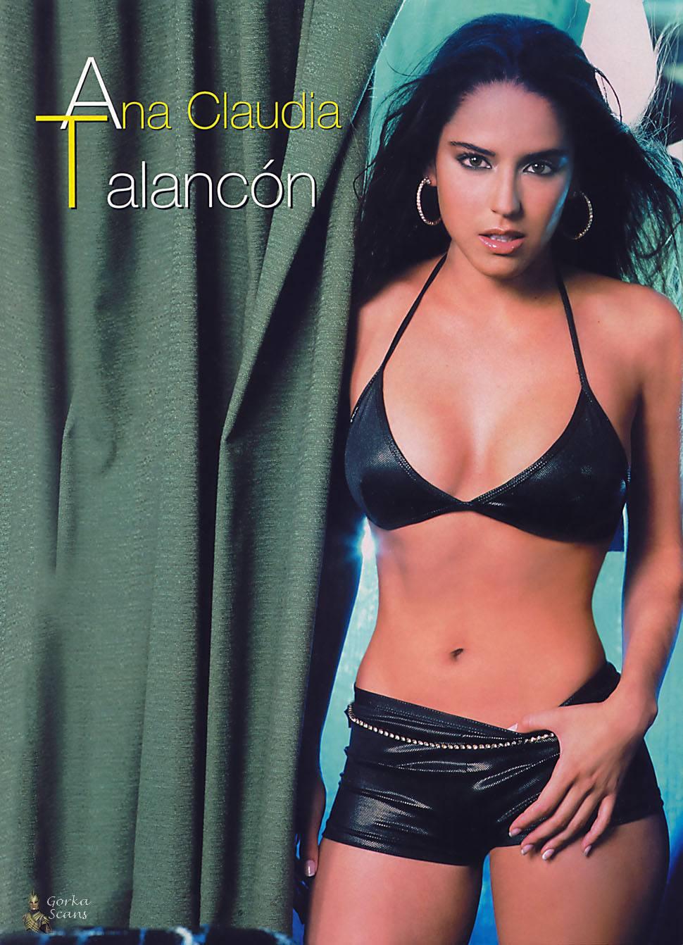 Ana Claudia Talancón sexy hot