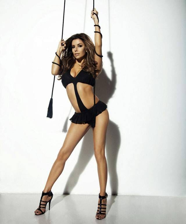 Eva Longoria looking sexy