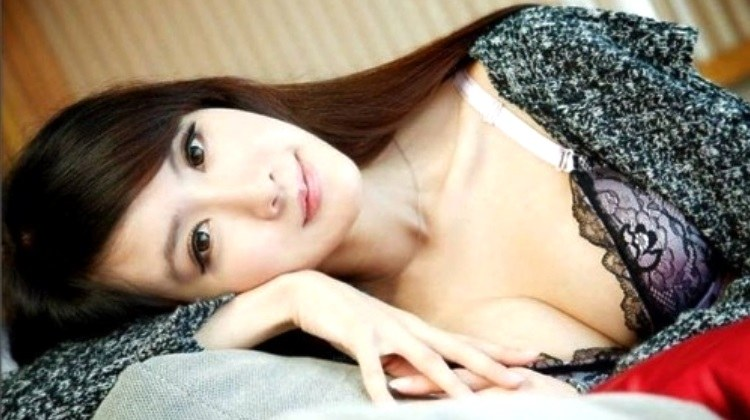 gorgeous japanese woman