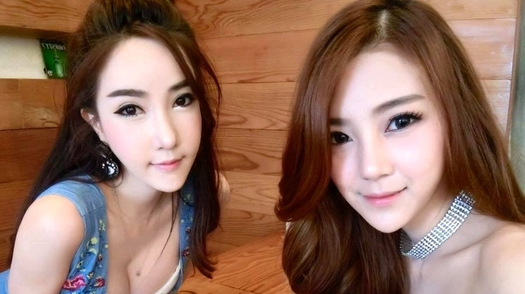 pretty thai girls