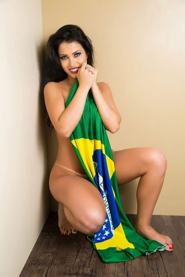 Claudia Alende Brazilian Megan Fox