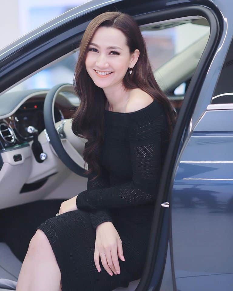 Hin Channiroth Cambodian model