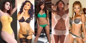hottest Cambodian women