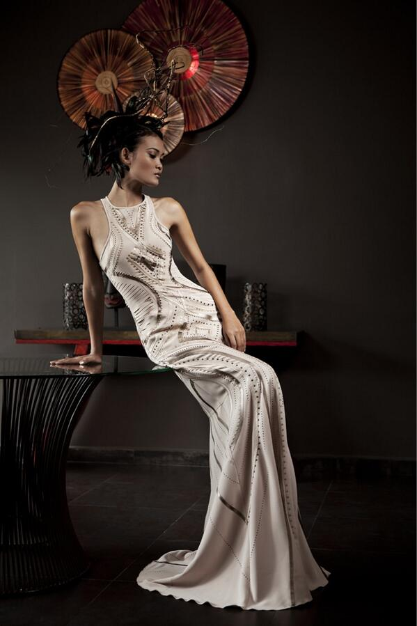 Kouy Chandanich slim Cambodian model