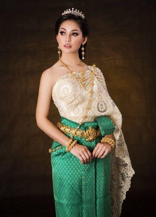 Maiya Kager beautiful Khmer girl