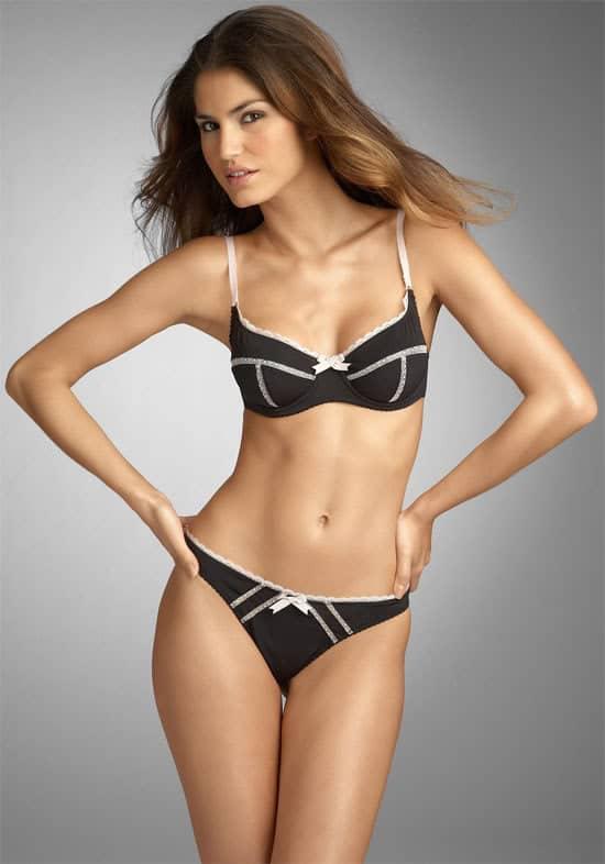 Juliana Martins bikini body lingerie